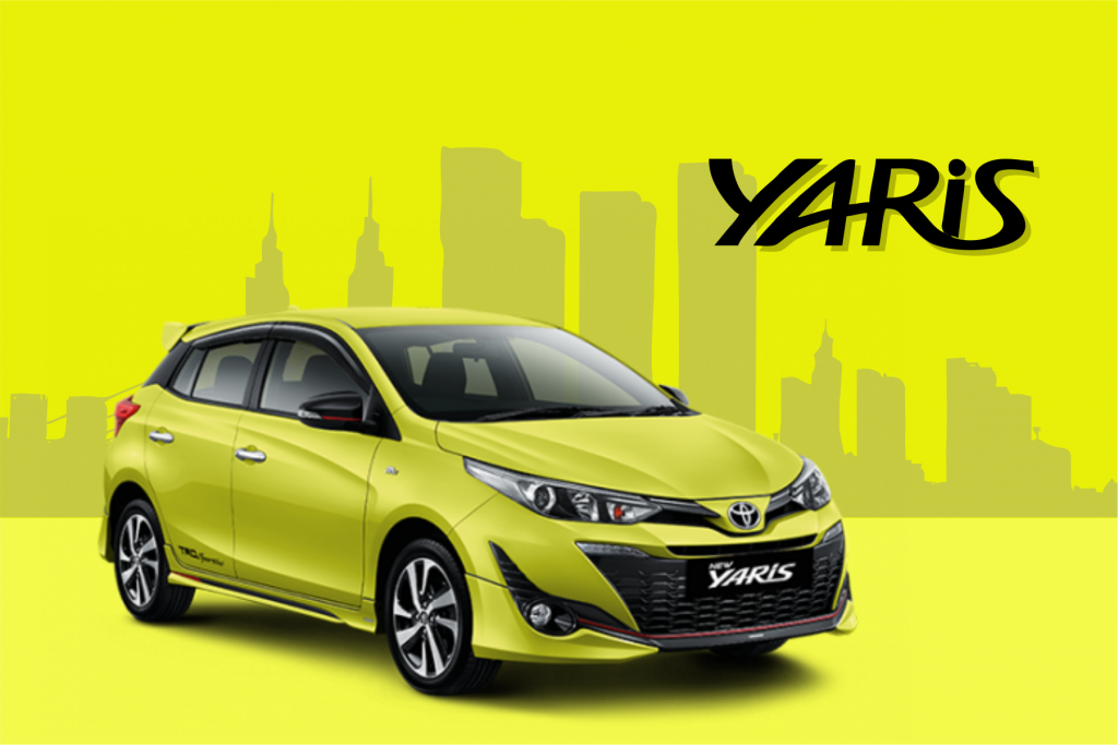 Review Toyota Yaris